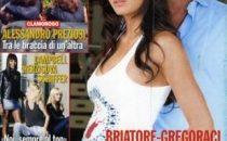 Flavio Briatore ed Elisabetta Gregoraci incinta