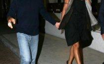 George Clooney ed Elisabetta Canalis in America