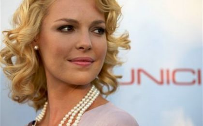 Katherine Heigl via da Grey's Anatomy 6 per cinque episodi