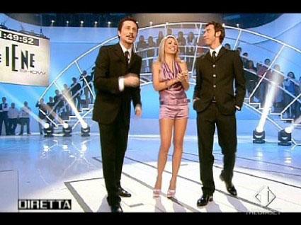 Le Iene Show riparte da D'Alema