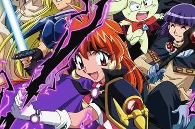 Slayers Revolution, dal 5 ottobre in prima tv su Hiro