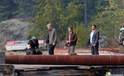 Prima foto per il film di A-Team, ascolti Usa, Kristin Chenoweth, The Intruders: le novità