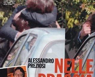 Alessandro Preziosi tradisce Vittoria Puccini con una modella
