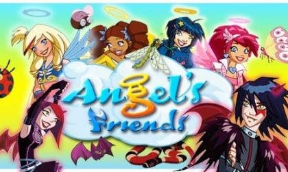 Al via i corti Pixar su Toon Disney ed Angel's Friends su Italia 1