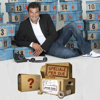 Programmi Tv stasera, oggi 31 ottobre 2009: Affari Tuoi, C'è posta per te, Cold Case