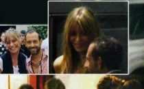 Elenoire Casalegno con Matteo Cambi, Nina Moric