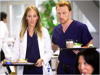 Grey's Anatomy e 24, parla Kim Raver (spoiler!)