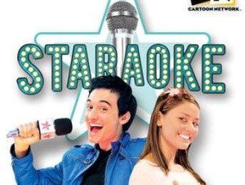 Andrea Dianetti conduce Staraoke, il game show di Cartoon Network