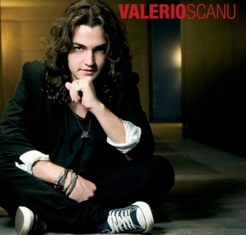 Valerio Scanu, cover album