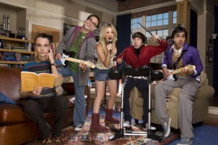 The Big Bang Theory, gli episodi della seconda stagione