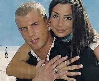 Elga Enardu e Diego Daddi: così si sono innamorati