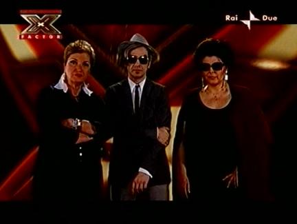 Programmi Tv stasera, oggi 25 novembre 2009: Chi ha incastrato Peter Pan?, Milan-Marsiglia, X Factor