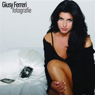 Giusy Ferreri, cover Fotografie