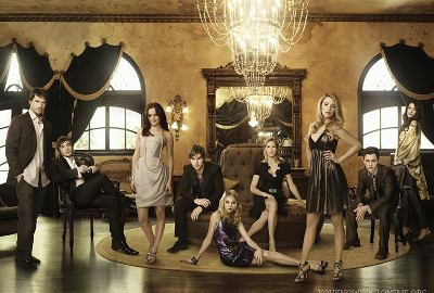 Gossip Girl, gli episodi della seconda stagione
