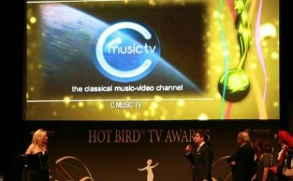 Hot Bird Tv Awards 09: premiati 4 canali italiani