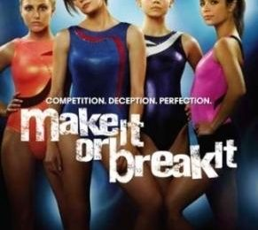 Make It or Break It, nuovo teen drama in prima tv su Sky