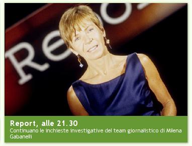 Programmi Tv stasera, oggi 15 novembre 2009: Grazie a tutti, Distretto di Polizia, Report