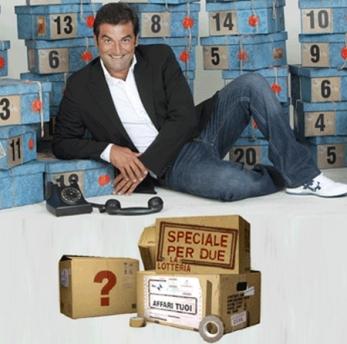 Programmi Tv stasera, oggi 6 gennaio 2010: Affari Tuoi Speciale per Due Lotteria, Medicina Generale
