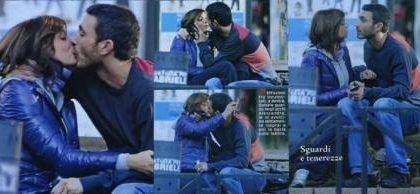 Alessandra Pierelli: che baci con Daniele Liotti!