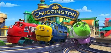 Chuggington, Playhouse Disney