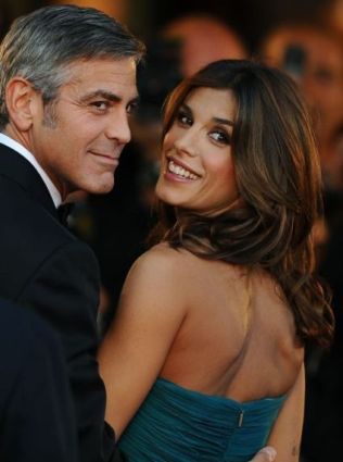 Clooney-Canalis: Natale made in Italy a Miami