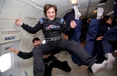 Discovery Channel: Fabio Caressa astronauta per Vivi la Sfida