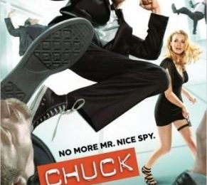 Chuck 3, poster e Chuck Me Out; le date di partenza di NBC