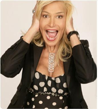 Simona Ventura da gennaio prova radio e web tv