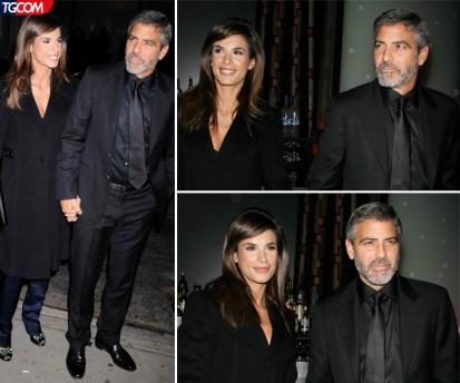 "Elisabetta Canalis: ""Amo stare insieme a George"""