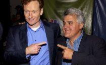 Jay Leno vs Conan O'Brien