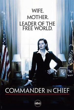 Una Donna alla Casa Bianca, gli episodi della prima stagione