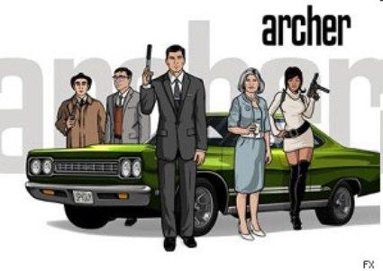 Archer, FX