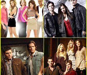 CW rinnova The Vampire Diaries, Gossip Girl, 90210 e Supernatural; Eric Kripke 'lascia'