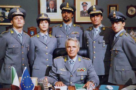Il capitano, gli episodi della prima stagione