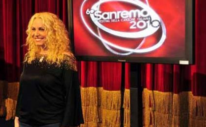 Sanremo 2010 tra Avatar e Morgan: no di Bova e De Sica