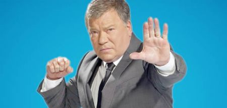 William Shatner protagonista di Shit My Dad Says