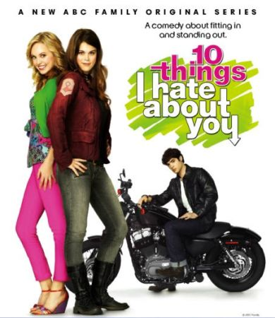 10 Things I Hate About You, gli episodi della prima stagione