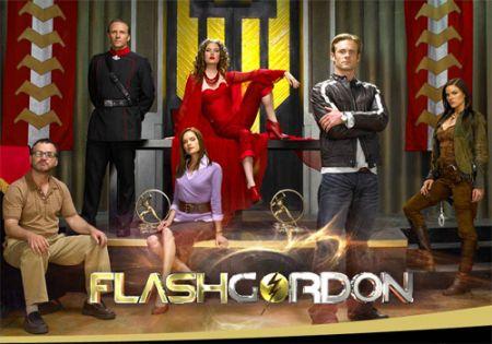 Flash Gordon, gli episodi della prima stagione