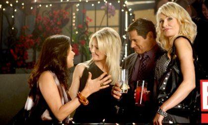 Melrose Place, Jo, Amanda, Michael e Jane tutti insieme (appassionatamente?)