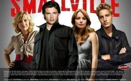 Smallville 9, in esclusiva su Sci Fi Steel di Premium Gallery