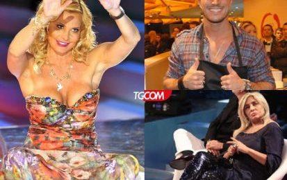 Simona Ventura: con l'ex tronista Luca Dorigo solo amici