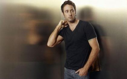 Alex O'Loughlin tra Hawaii Five-O ed un film da Moonlight