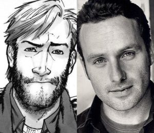 Casting per The Walking Dead, Rescue Me, Community e True Blood