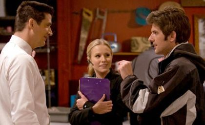 Kristen Bell torna in Party Down, curiosità da Tina Fey e Vincent Kartheiser