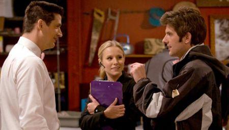 Kristen Bell torna in Party Down, curiosità da Tina Fey e Vincent Kartheiser