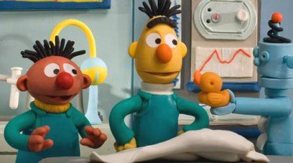 Le avventure di Bert e Ernie, Rai Tre