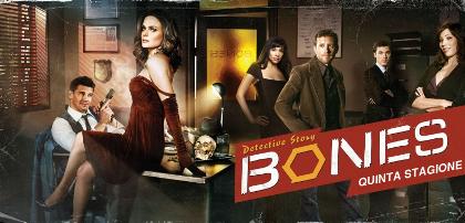 Bones 5, in prima tv su Rete 4 da stasera
