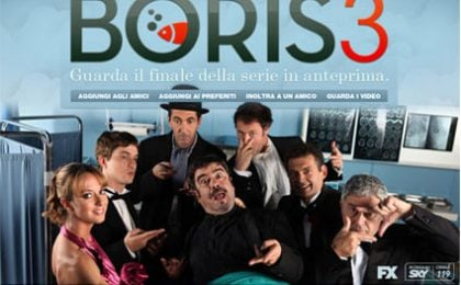 Boris 3, da oggi il final season su MySpace