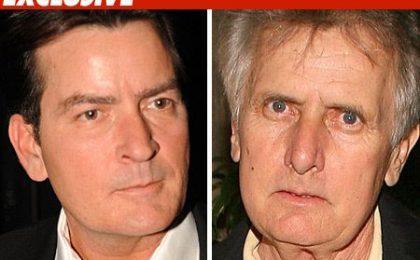 Lo zio di Charlie Sheen si propone per salvare Two and A Half Men