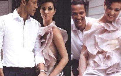Chiara Tortorella e Jonathan Zebina, che strana coppia!